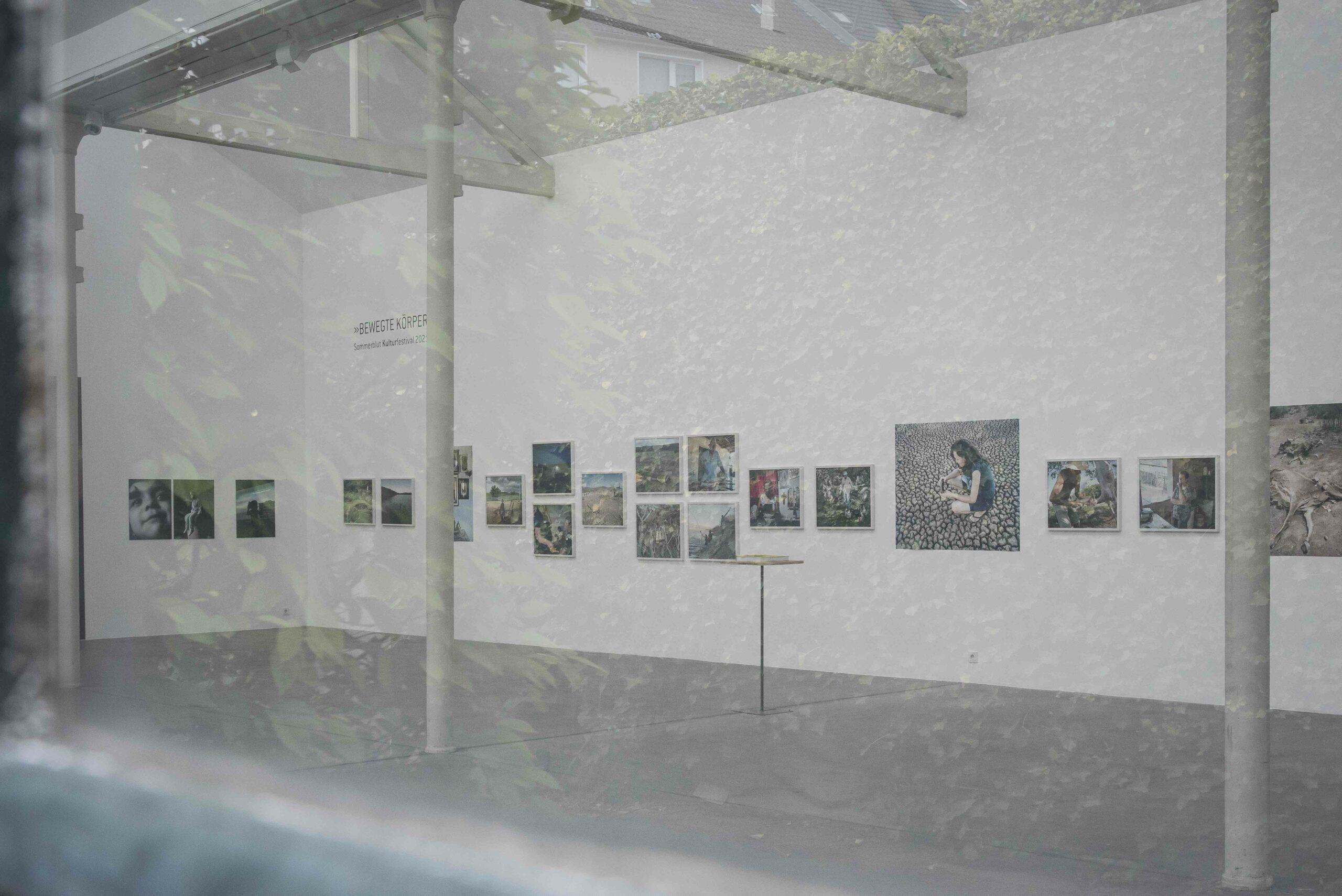 Blick in die Räume der Michael Horbach Stiftung